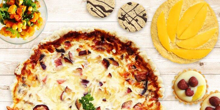 Mlsejte zdravě: slané i sladké rauty na oslavy a malé či velké raw dorty