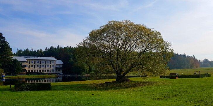 Jarní pohoda pro turisty nedaleko Litomyšle: wellness, polopenze a výlety