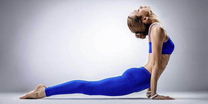 Pro zdraví těla i mysli: Večerní lekce Aštanga, Iyengar i Vinyasa flow jógy