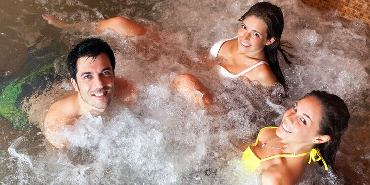 Sport i sladký relax: badminton a privátní wellness – až 3 hodiny zábavy