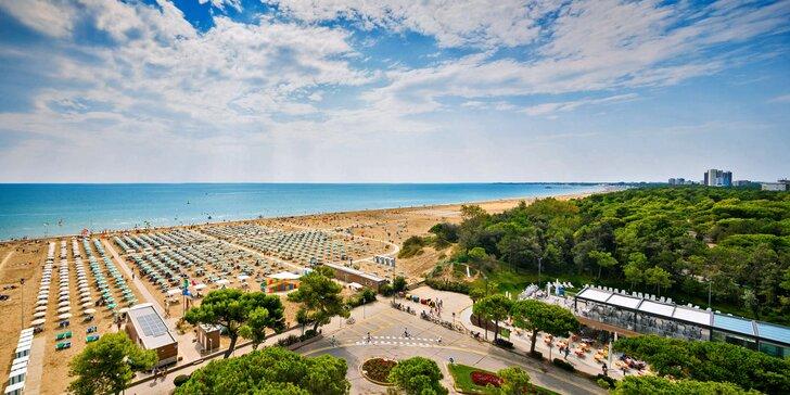 Pobyt v Itálii u Jaderského moře: 7 nocí v apartmánu pro 2 nebo 4 osoby
