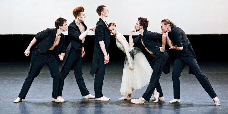 """Vstup na představení """"Amore"""": show hvězd baletu Velkého divadla v Moskvě"""