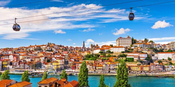 Velký okruh Portugalskem se zastávkou ve Španělsku: 7 nocí s polopenzí