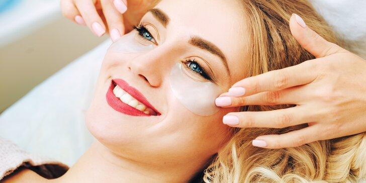 Pečlivé kosmetické ošetření: očista pleti i s možností masáže obličeje