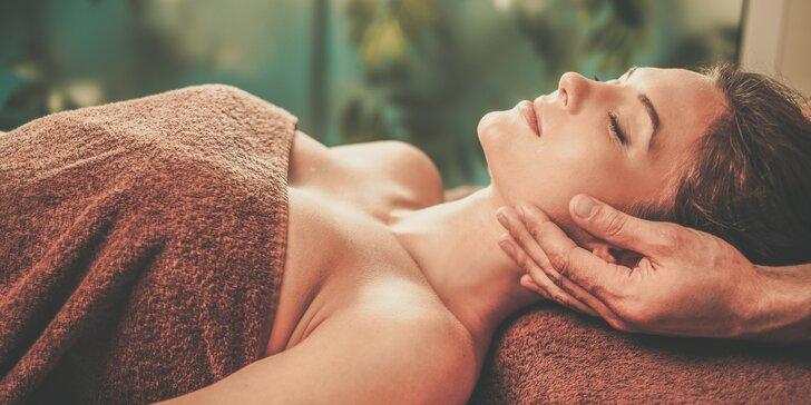 Masáž celého těla na míru: relaxace, zmírnění stresu a bolestivých obtíží