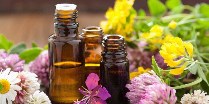 Seznamte se s aromaterapií a účinky esenciálních olejů: semináře v Relax Me