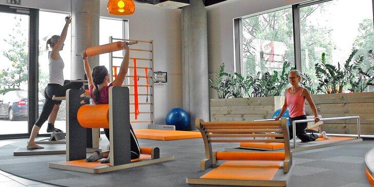 Měsíční členství ve 3 fitness klubech nolimits – cvičte efektivně a šetřete čas