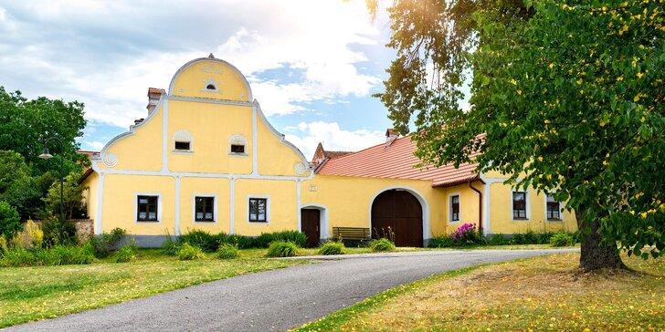 Jižní Čechy na 3 dny: dovolená v ráji turistů, cyklistů a selského baroka