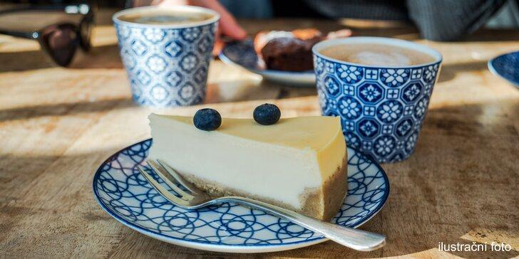 Na kafíčko do Kafíčka: dort, horký nápoj a detoxikační nápoj