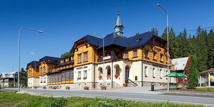 Jarní relax v Beskydech s neomezeným wellness, polopenzí a turistikou