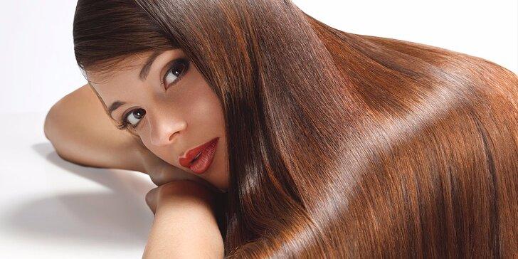 Pro lesklé a zdravé kadeře: ošetření vlasů brazilským keratinem