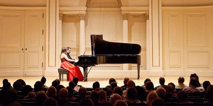 Souvenýry ze Španělska: Vstupenka na klavírní koncert dua Iberian&Klavier