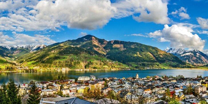 Letní krása Rakouských Alp až na 8 dní: polopenze s nápoji i vstup do saun