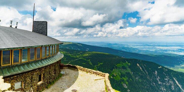 Ve dvou do hor: jarní nebo letní pobyt v rodinném penzionu u Vrchlabí