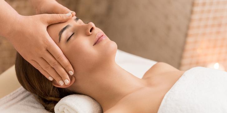 Relax jen pro vás: kompletní antistresová masáž hlavy a šíje