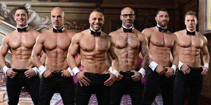 Pořádná rozlučka: striptýzová show California Dreams pro nevěsty i družičky
