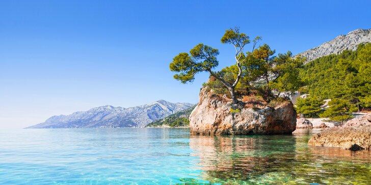 Červnová dovolená v Chorvatsku: hotely s all inclusive nebo s polopenzí