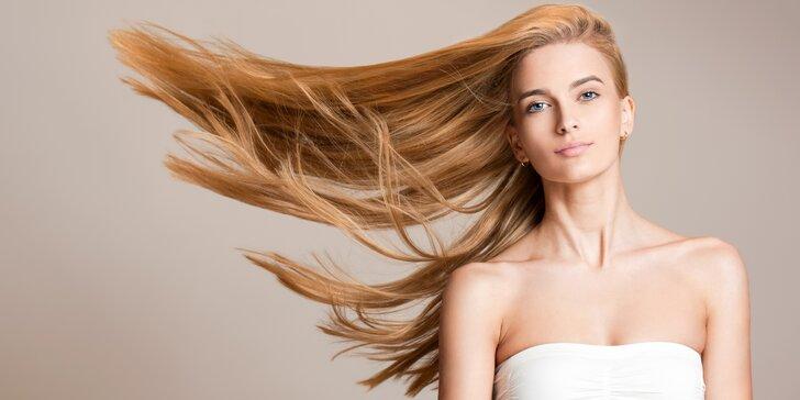Kadeřnické balíčky pro všechny délky vlasů: tónování milk shake i střih