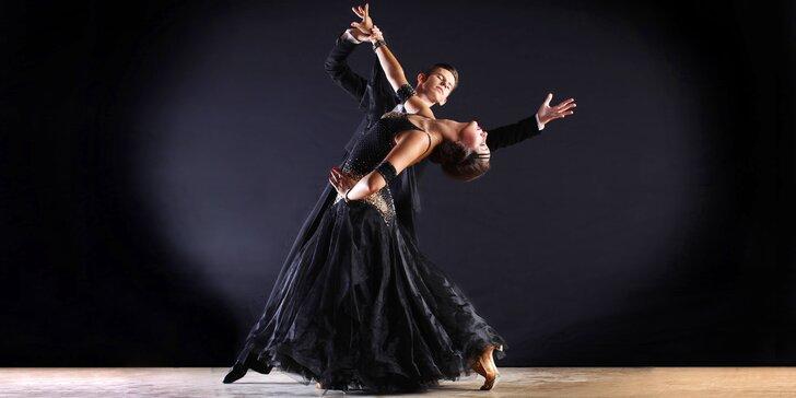 Základní taneční kurz pro dospělé: Naučte se tančit klasiku i latinu