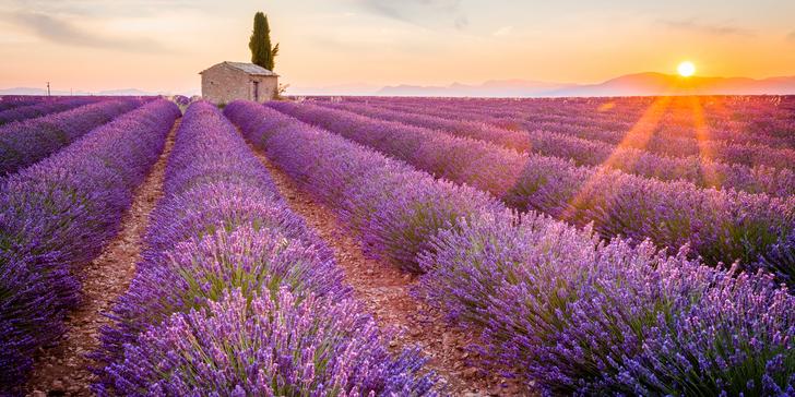 Červnový zájezd do slunné Provence: 7x nocleh v mobilhomu, průvodce