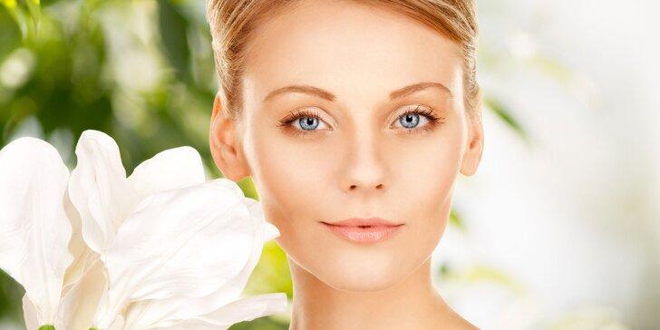 Kompletní péče o vaši krásu: ultrazvuk, mikrodermabraze i maska a sérum