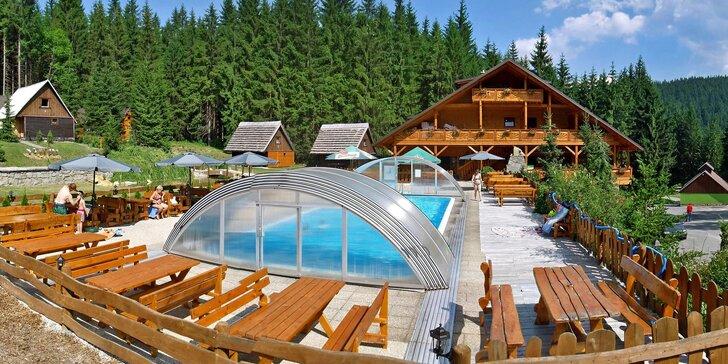 Wellness pobyt s venkovním Thermalparkem v horském prostředí Beskyd