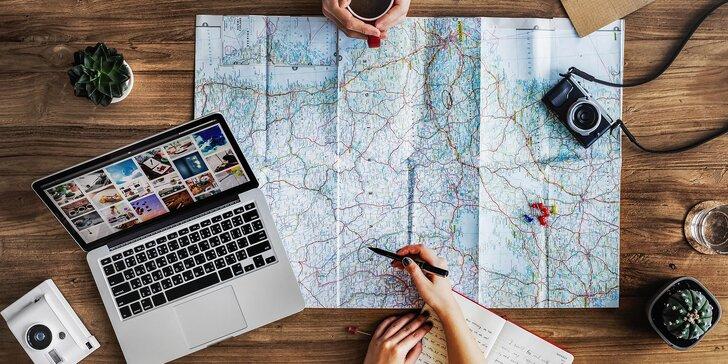 Plán vaší dovolené zpracovaný na míru: cestujte na vlastní pěst, ale s jistotou