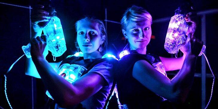 Akční zábava pro velké i malé: 15 minut hry v Laser Game Plzeň