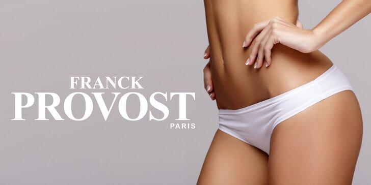 Zeštíhlující ošetření s aromaterapeutickým účinkem ve Franck Provost