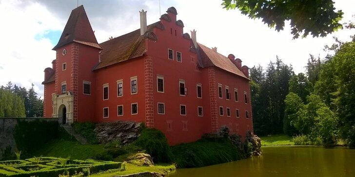 Léto či podzim v jižních Čechách: 2–3 noci s polopenzí a návštěvou bazénu