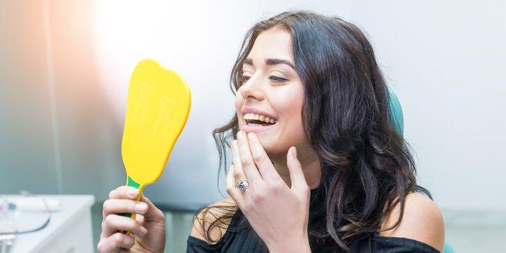 Dejte si spravit zub fotokompozitní plombou z nejkvalitnějšího materiálu