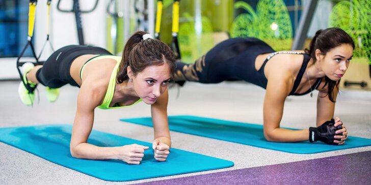 Speciální cvičení pod dohledem trenéra v Gym Ladies Studio