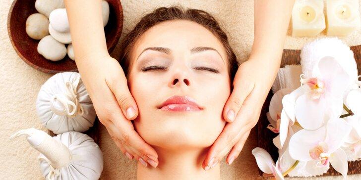 Hodina a půl plná krásy a odpočinku: kompletní kosmetické ošetření