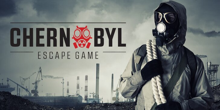 Chernobyl – záchranná mise: únikovka těžkého kalibru až pro 6 hráčů