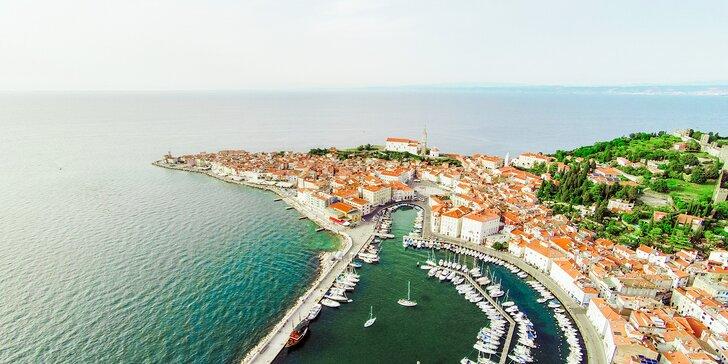 4* hotel u Jadranu s polopenzí a rozsáhlým spa 5 minut od soukromé pláže