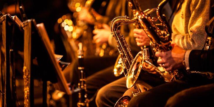 Legendy klasického jazzu: nesmrtelné skladby v podání špičkového big bandu