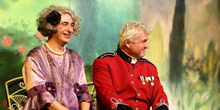 Představení Charleyova teta - báječná komedie pro celou rodinu