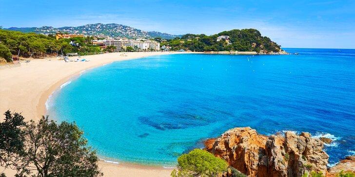 7 nocí ve Španělsku ve 4* hotelu s polopenzí + dítě do 12,99 let zdarma