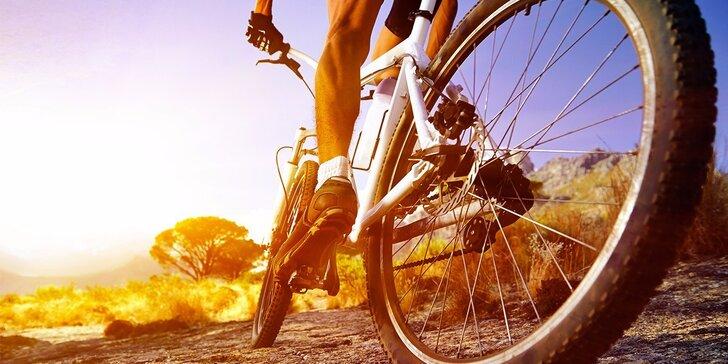 Ať vám to šlape: Základní, standardní nebo kompletní servis jízdních kol