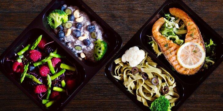 Krabičky Activbox: vyvážené jídlo pro redukci, udržení nebo navýšení váhy