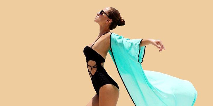 Bronz za každého počasí: permanentka do solária na 100 minut