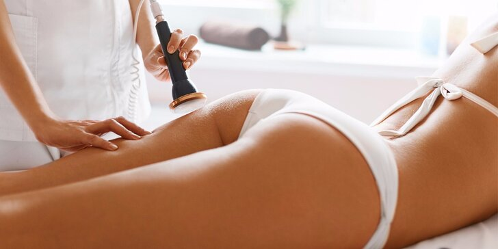 Zpevněte pokožku a zbavte se celulitidy i tuků: ošetření přístrojem Cellu M6