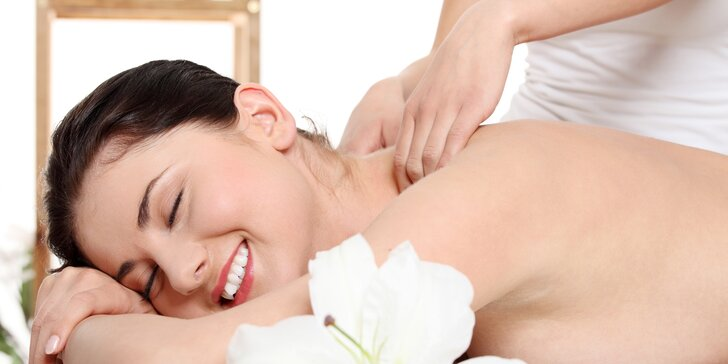 Back scratch neboli maximální blaho: relaxační škrábání a masáž zad