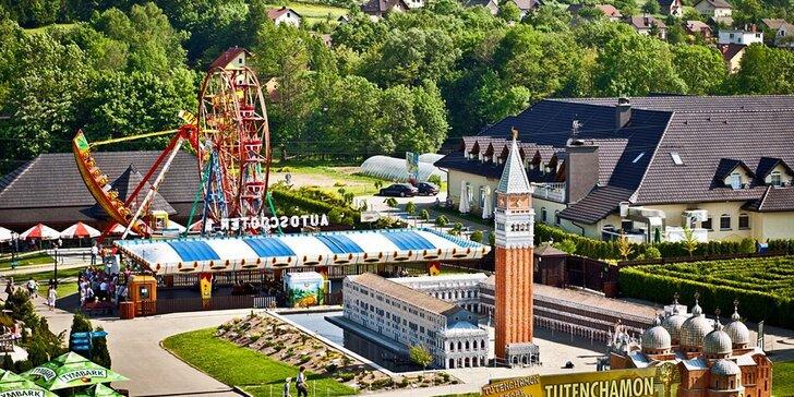 Fantastická dovolená v Polsku: pobyt plný zábavy s polopenzí pro 2 i rodinu
