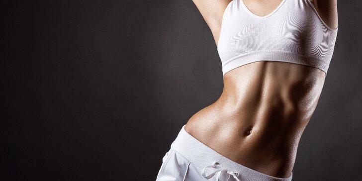 Cílené hubnutí bříška s přístojem Better Belly na 1, 10 nebo 20 vstupů