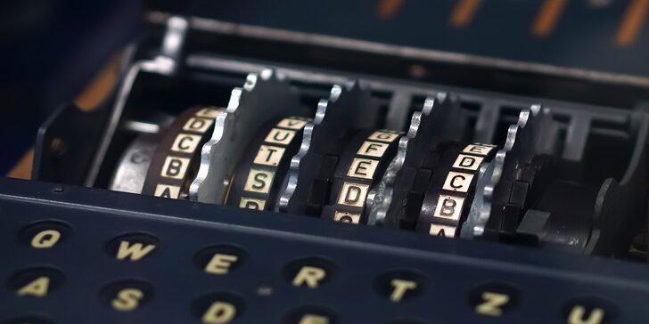 Rozbalte to přímo doma v obýváku: šifrovací hra Příběh Enigmy