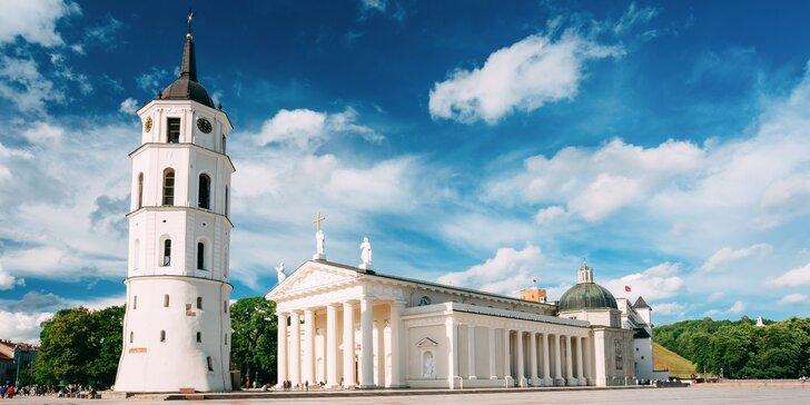 Expedice hlavními městy Pobaltí s návštěvou Helsinek na 3 noci se snídaní