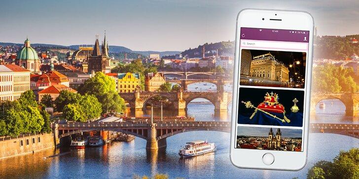 Praha hrou: Po stopách korunovačních klenotů pomocí mobilní aplikace