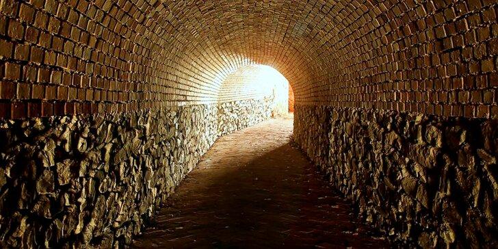 Poutavý exkurz do minulosti - prohlídka pevnosti Radíkov u Svatého Kopečku