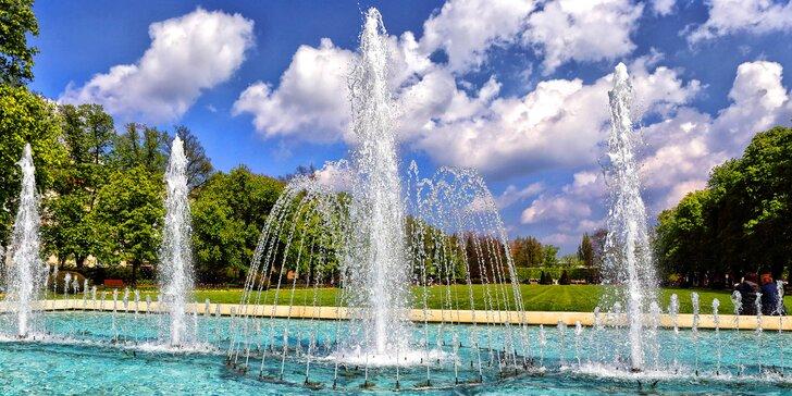 Královský wellness v Poděbradech: Procedury i možnost gurmánské večeře